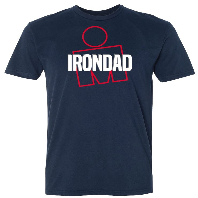 IRONDAD MDOT Tee - Navy