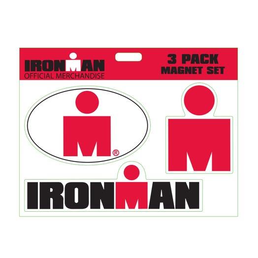 IRONMAN Magnet Set - 3 Pack