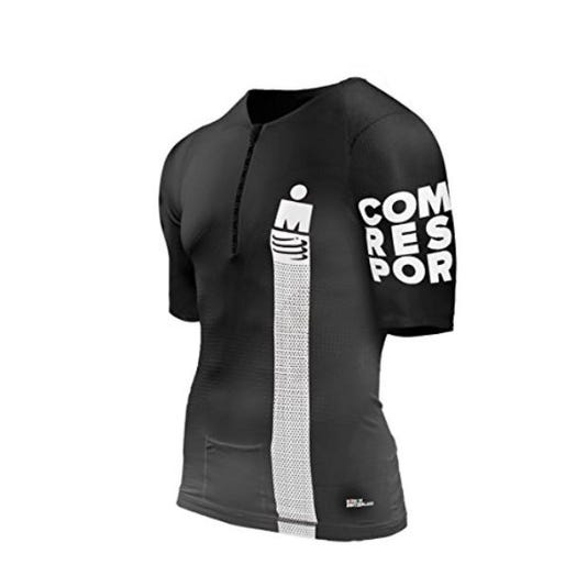 IRONMAN Compressport Men's TR3 Aero Top