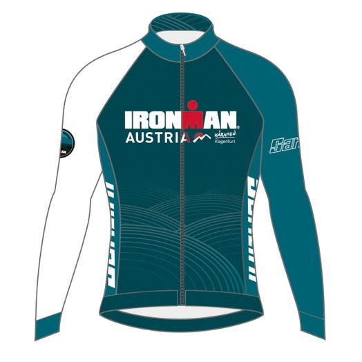 IRONMAN AUSTRIA 2019 MEN'S FINISHER COURSE CYCLE JERSEY