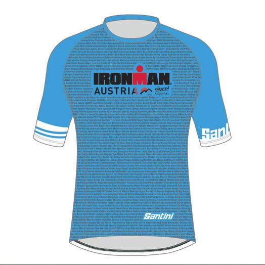 IRONMAN AUSTRIA 2019 WOMEN'S PERFORMANCE NAME TEE