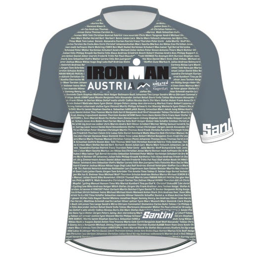 IRONMAN AUSTRIA 2019 MEN'S PERFORMANCE NAME TEE