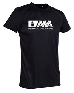 IRONMAN Men's All World Athlete Tee - Black