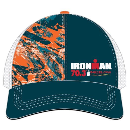 IRONMAN 70.3 BARCELONA TRUCKER - BLUE