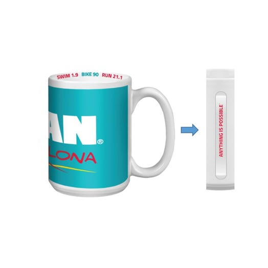 IRONMAN 70.3 BARCELONA 2019 COFFEE MUG