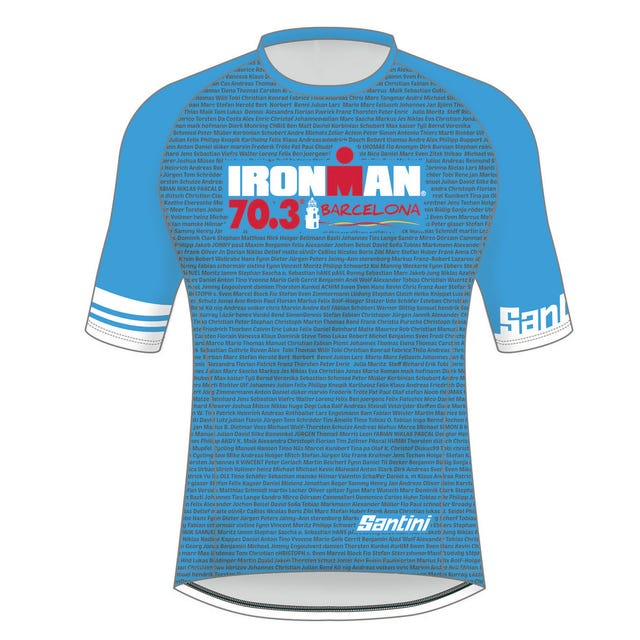 IRONMAN 70.3 BARCELONA WOMEN'S PERFORMANCE TEE