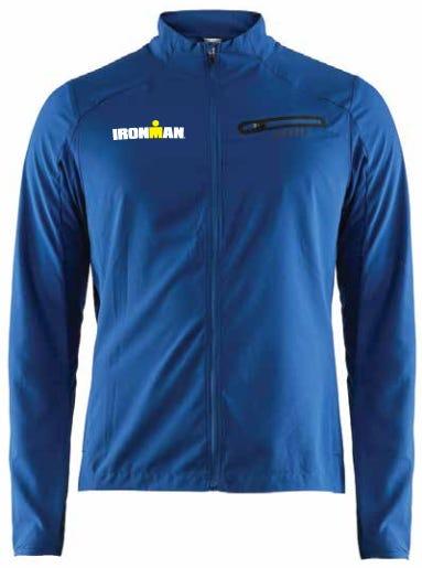 IRONMAN Craft Men's Breakaway Jacket-Blue