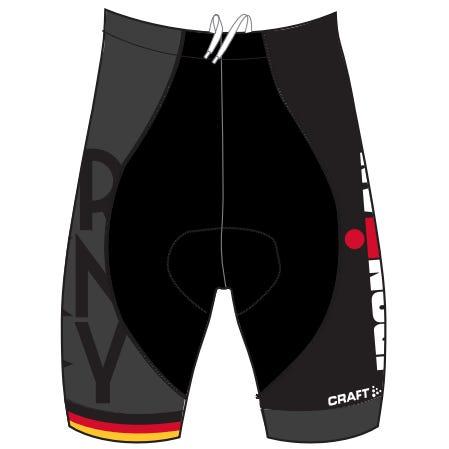 IRONMAN Men's Team Germany Tri Shorts