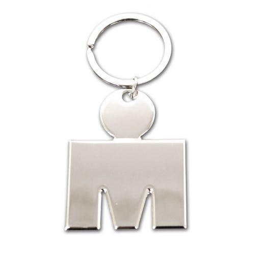 IRONMAN MDOT Chrome Key Chain