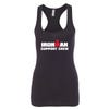 IRONMAN Support Crew Women's Tank - Black