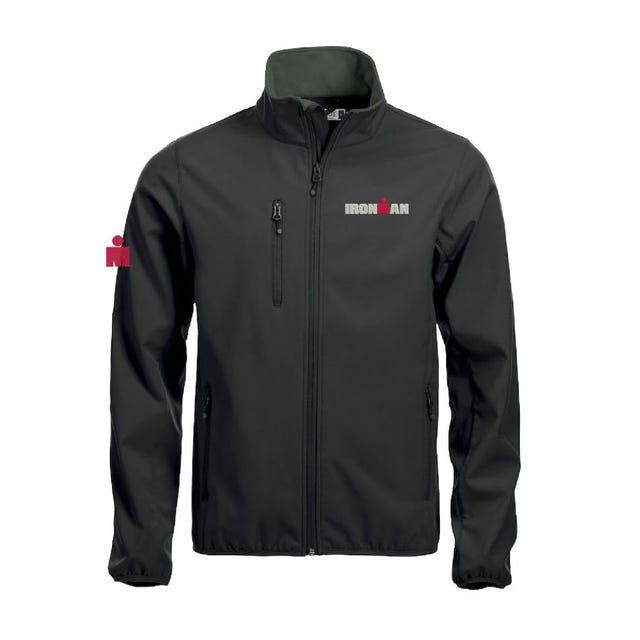 IRONMAN Softshell Women's Jacket - Black