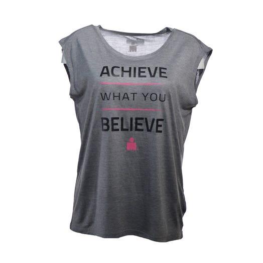 IRONMAN Women's Achieve Tank Top - Grey