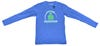 M-DOT Future IRONMAN Kids Shirt - Blue