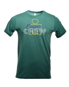 IRONMAN Support Crew Men's Tee - Green