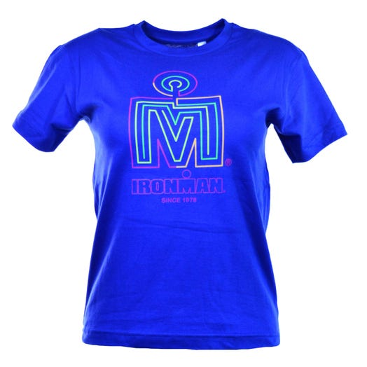 IRONMAN Kids MODT Tee- Blue