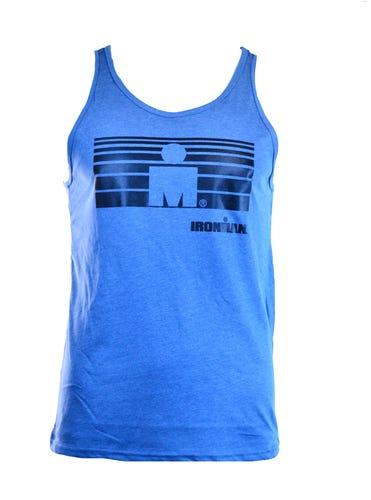 IRONMAN M-DOT Men's Tank Top - Blue