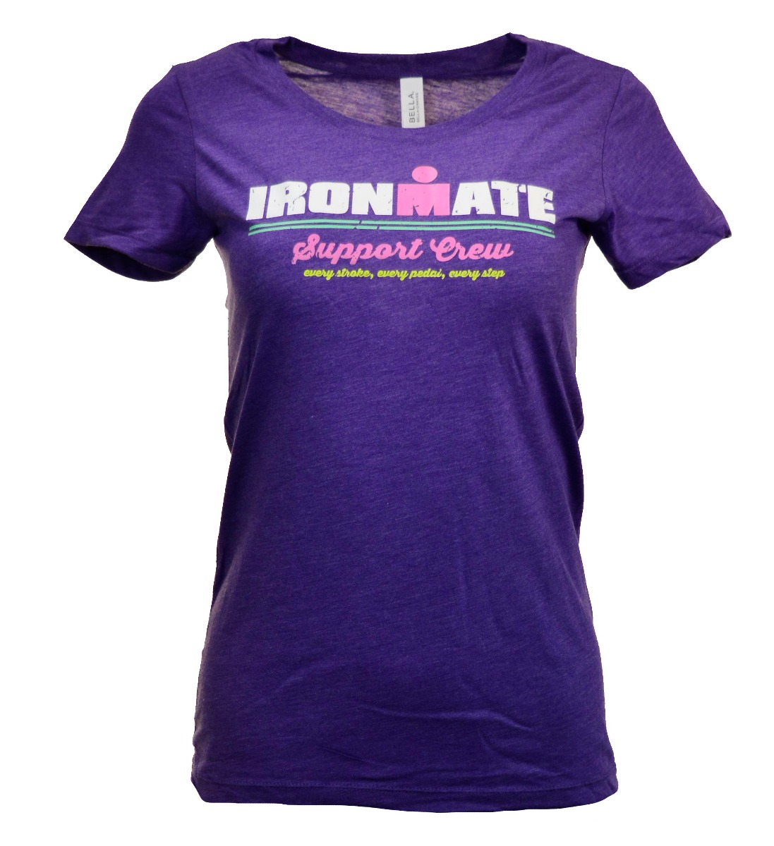 IRONMATE SUPPORT CREW TEE