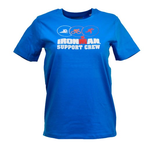 IRONMAN YOUTH SUPPORT CREW TEE
