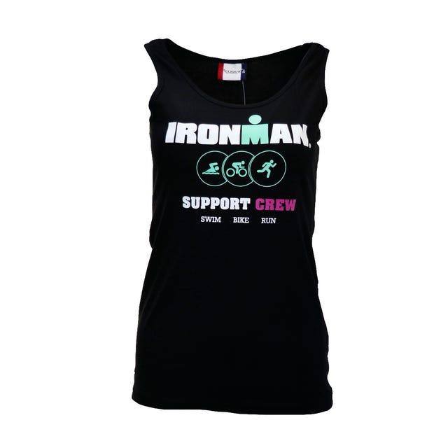 IRONMAN WOMEN'S SUPPORT CREW TANK