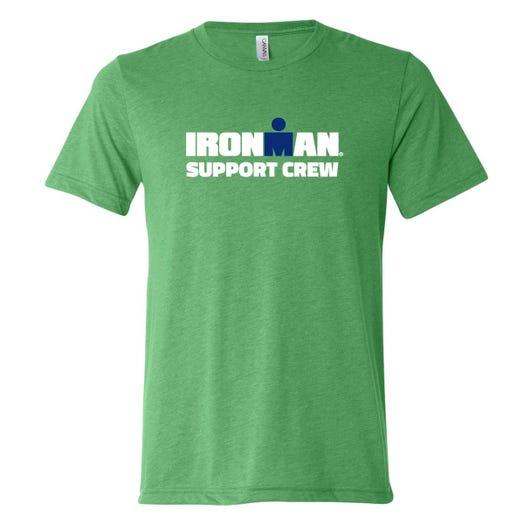 IRONMAN MEN'S SUPPORT CREW GRAPHIC TEE