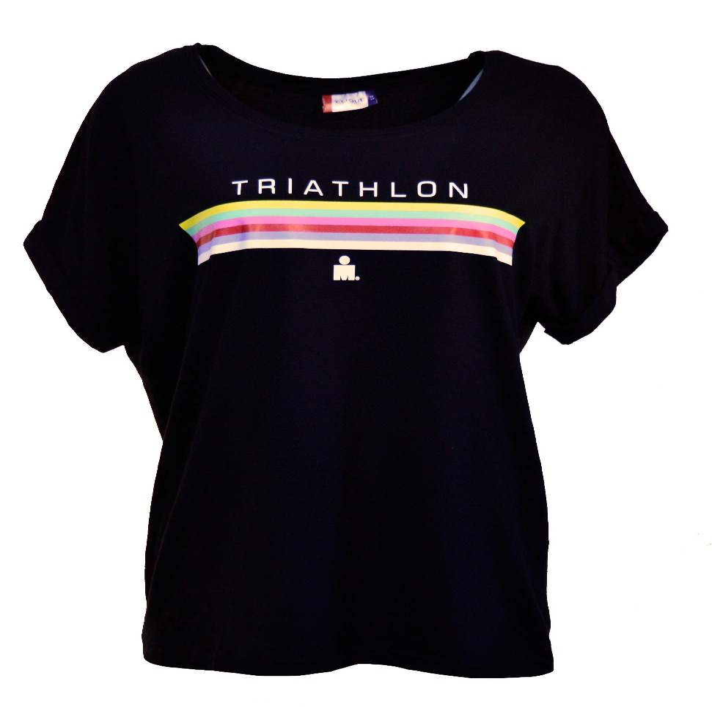 IRONMAN WOMEN'S TRIATHLON TEE