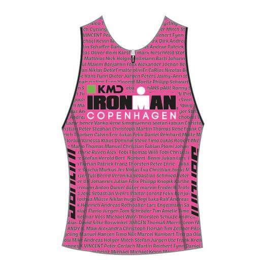 IRONMAN COPENHAGEN 2019 WOMEN'S NAME TRI TOP