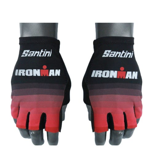 IRONMAN SANTINI MEN'S CYCLING GLOVES