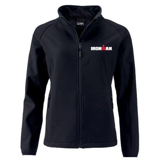 IRONMAN SANTINI WOMEN'S SOFTSHELL JACKET