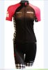 IRONMAN Craft Women's Cycle Top - Black/Pink