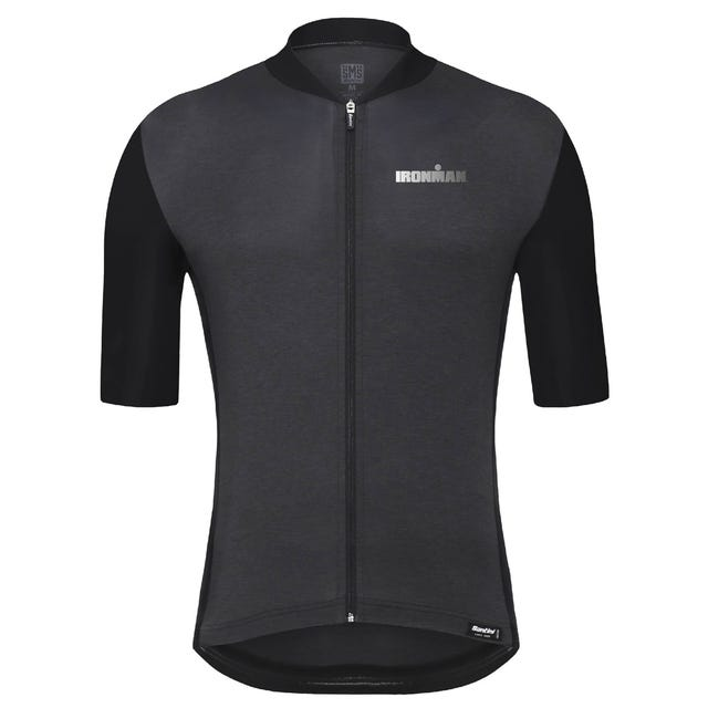 IRONMAN SANTINI MEN'S FINISHER CYCLE JERSEY