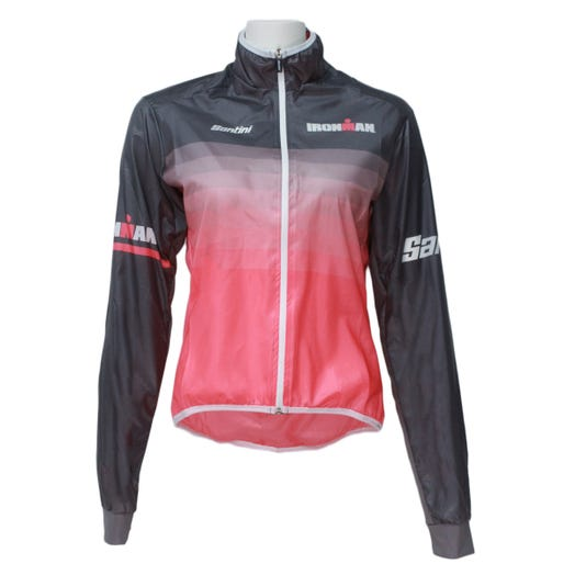 IRONMAN SANTINI WOMEN'S WINDBREAKER