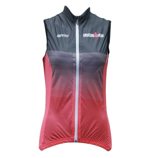 IRONMAN SANTINI WOMEN'S CYCLE VEST