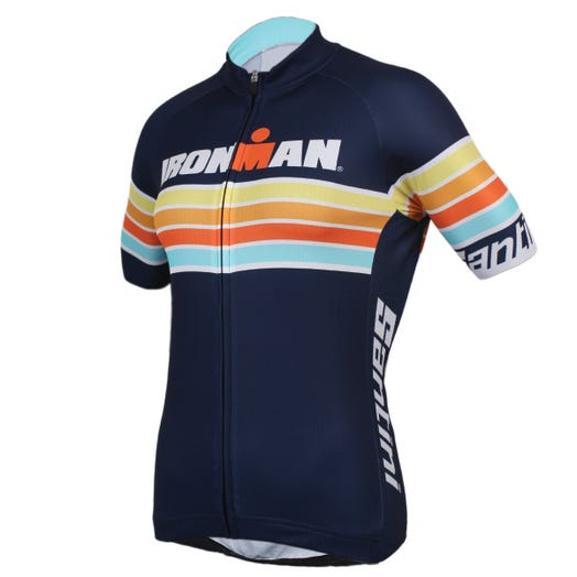 IRONMAN SANTINI WOMEN'S SUNSET CYCLE JERSEY