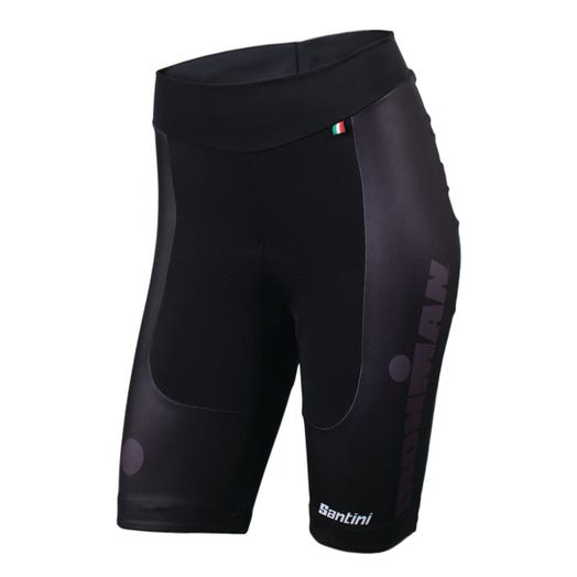 IRONMAN SANTINI WOMEN'S MUTED CYCLE SHORT