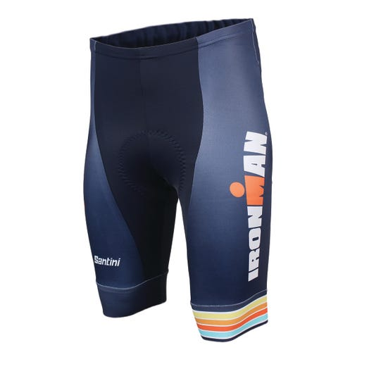 IRONMAN SANTINI MEN'S SUNSET CYCLE SHORT