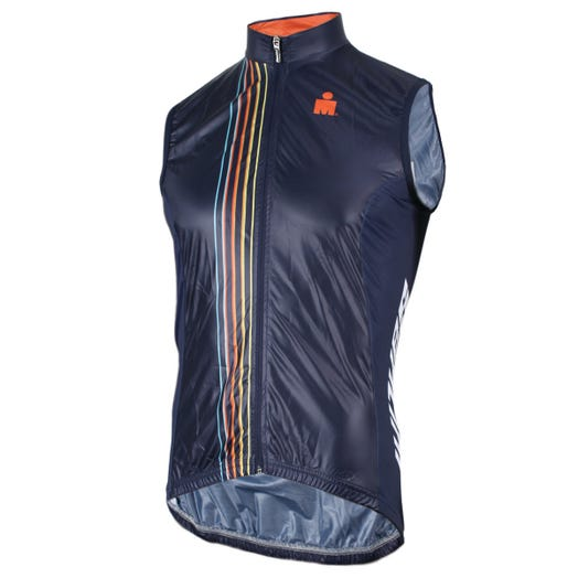 IRONMAN SANTINI MEN'S SUNSET CYCLE VEST