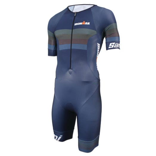 IRONMAN SANTINI MEN'S SUNSET TRI SUIT