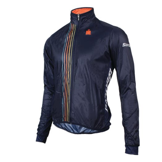 IRONMAN SANTINI MEN'S SUNSET WINDBREAKER