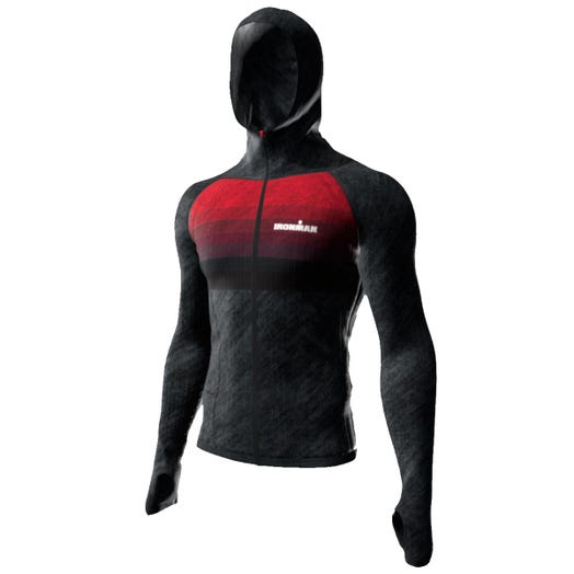 IRONMAN COMPRESSPORT MEN'S THERMO HOODIE