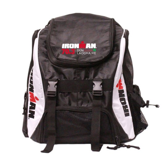 IRONMAN 70.3 DUN LAOGHAIRE 2019 EVENT BACKPACK