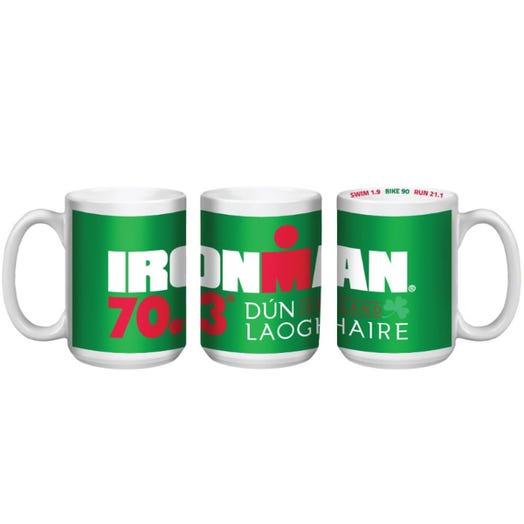 IRONMAN 70.3 Dun Laoghaire 2019 Event Coffee Mug
