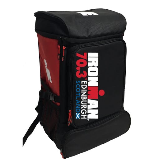 IRONMAN 70.3 Edinburgh 2019 Event Backpack