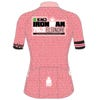 KMD IRONMAN 70.3 ELSINORE 2019 EUROPEAN CHAMPIONSHIP WOMEN'S NAME CYCLE JERSEY