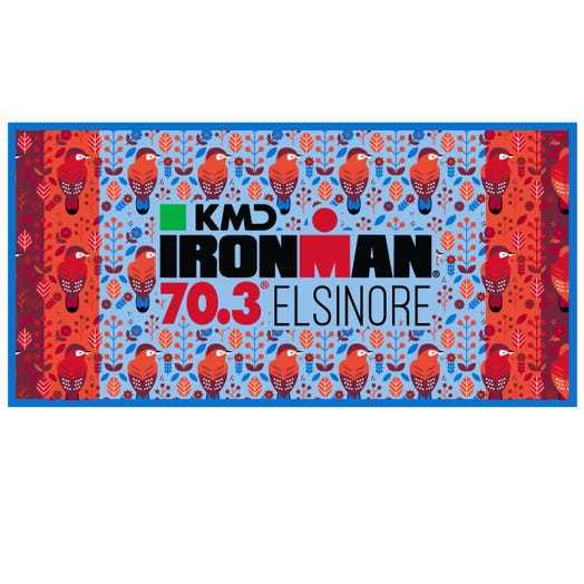 IRONMAN 70.3 Elsinore 2019 Event Beach Towel
