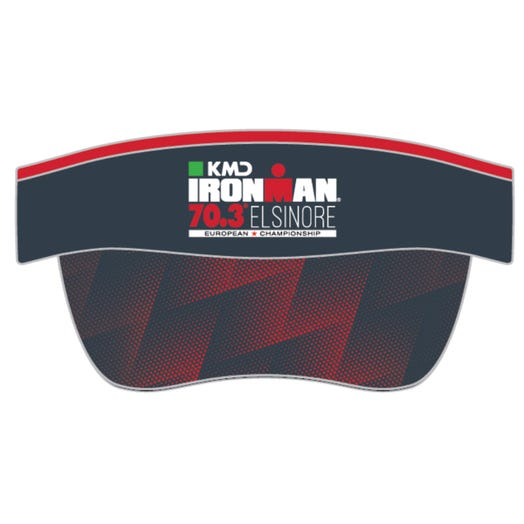 IRONMAN 70.3 ELSINORE EVENT VISOR - GREY