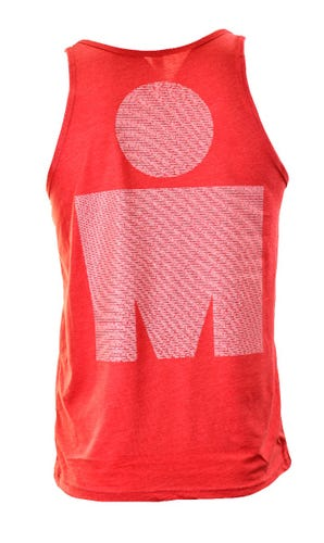 KMD IRONMAN 70.3 ELSINORE 2019 EUROPEAN CHAMPIONSHIP MEN'S NAME TANK