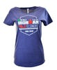 KMD IRONMAN 70.3 ELSINORE 2019 EUROPEAN CHAMPIONSHIP WOMEN'S NAME TEE