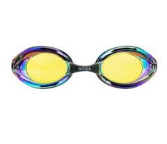 IRONMAN Roka F1 Goggle - Dark Amber Mirror