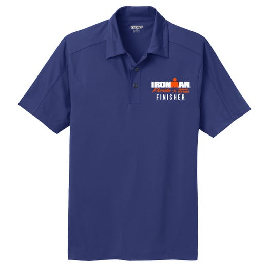 IRONMAN FLORIDA MEN'S FINISHER EVENT POLO