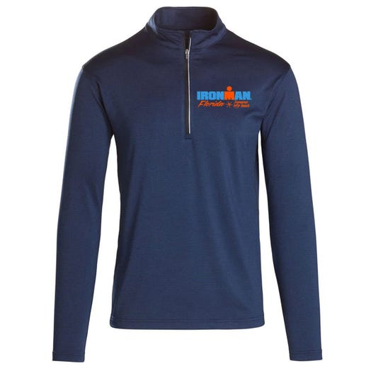 IRONMAN FLORIDA MEN'S EVENT HALF ZIP